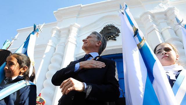 """Mauricio Macri: """"En Argentina todos necesitamos consumir la mínima energía posible"""""""