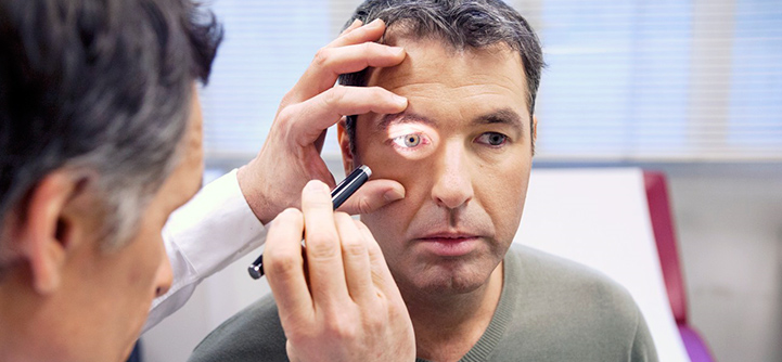 Cara Mengobati Retina Mata Lepas, Robek, Putus Dan Rusak