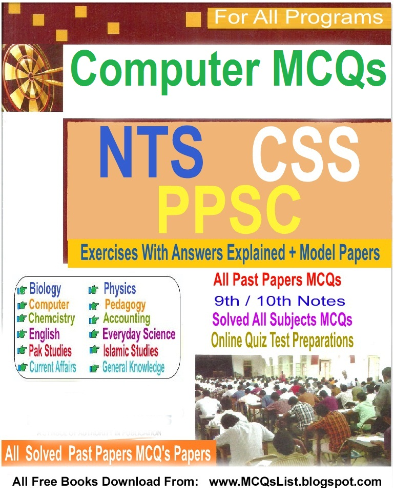 Ppsc General Knowledge Books Pdf