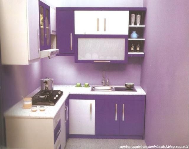 35 Gambar Desain Dapur Minimalis Ukuran 2x3 Paling Disukai 100