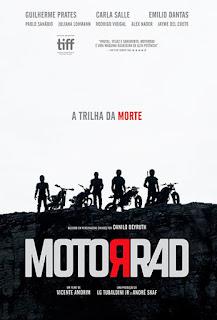 Motorrad: A Trilha da Morte - BDRip Nacional