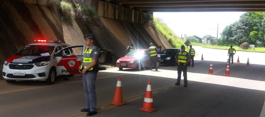Operação 'São Paulo Mais Seguro' mobiliza 57 policiais e 24 viaturas do 24º BPMI