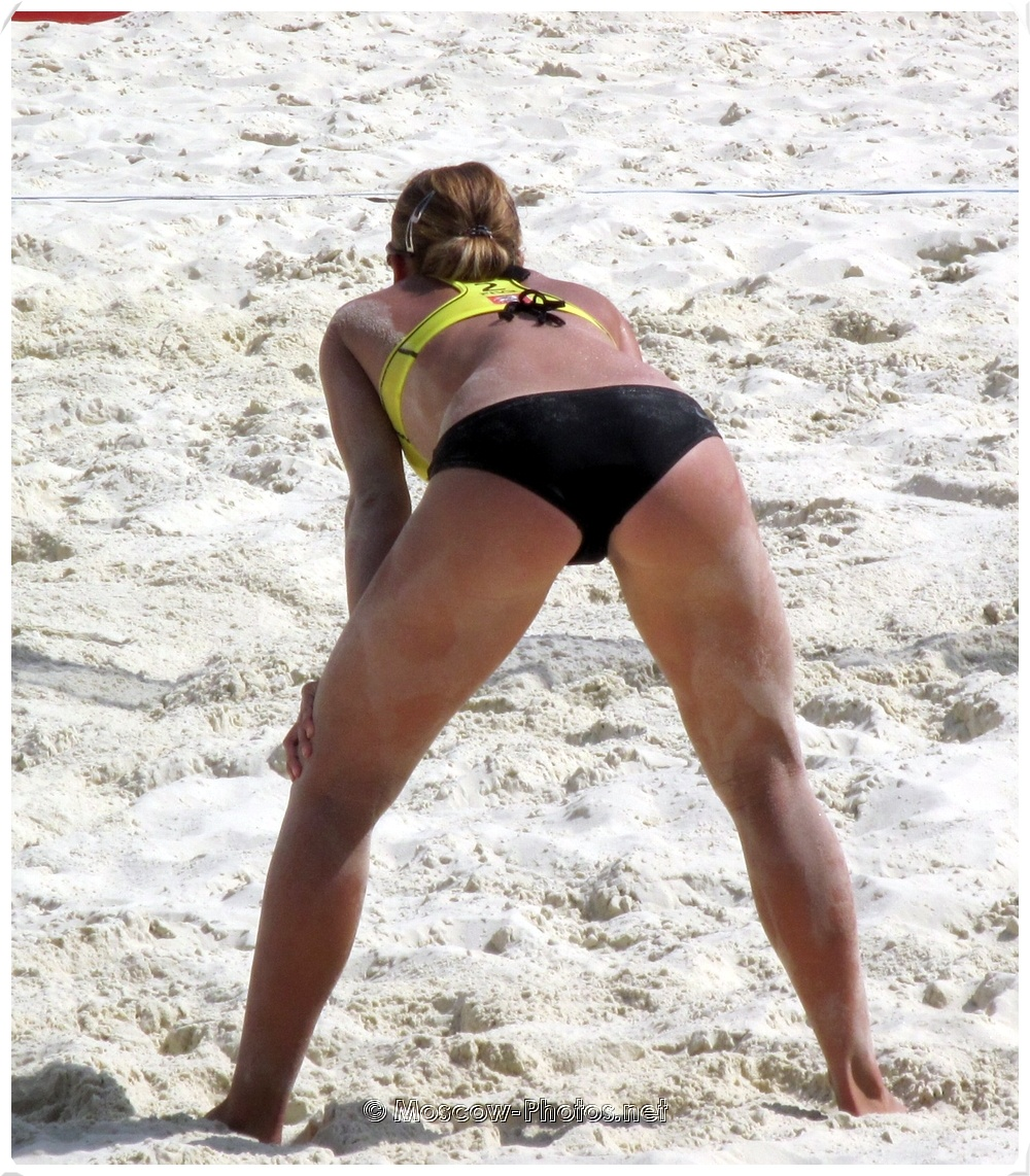 BEACH VOLLEYBALL DEFENSIVE PLAYER