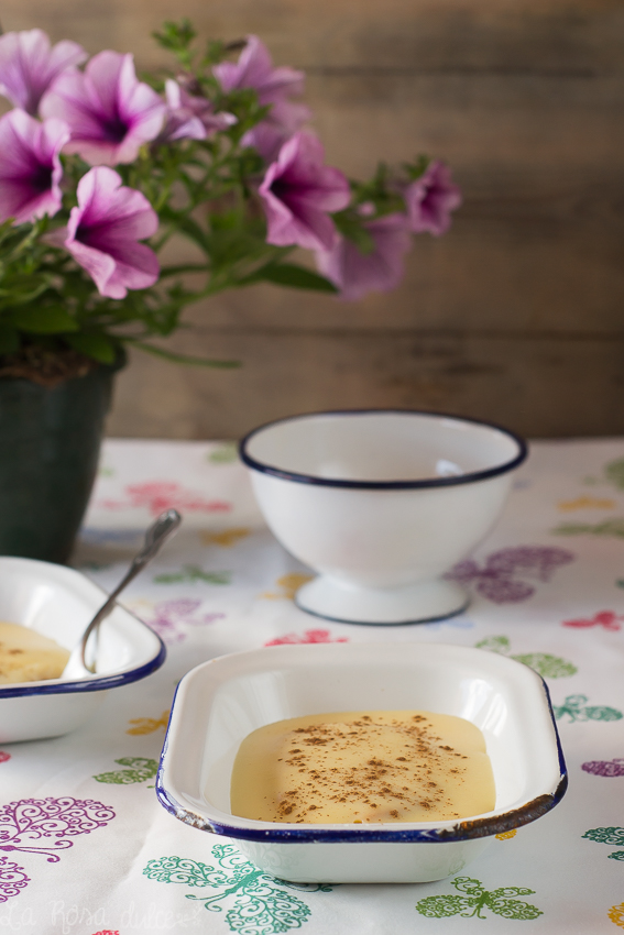 Sopá   Receta tradicional valenciana   la Rosa dulce