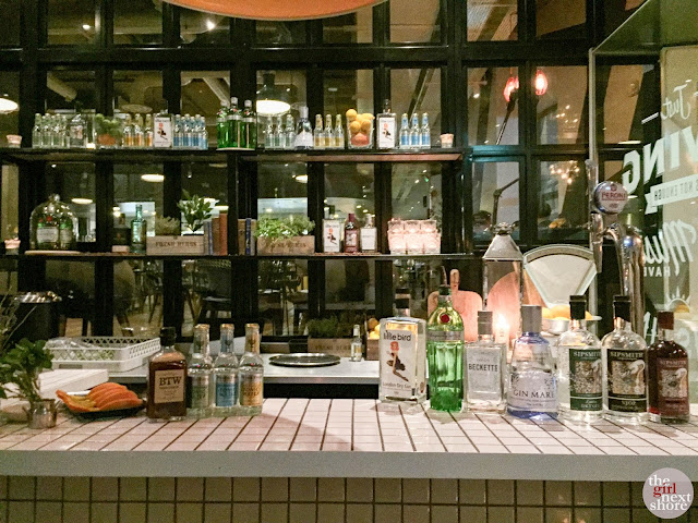 The Gin-It-Yourself Masterclass at The Happenstance