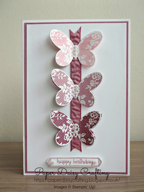 Butterfly Basics Stampin' Up!