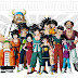 """All family of ..."" Dragon Ball por Alberto Cubatas 
