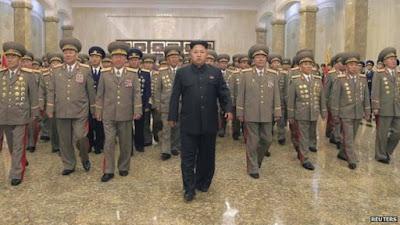 Korea Utara :Hukuman Mati Paling Ngeri,yang Dilakukan Kim Jong-un untuk Mengeksekusi Warganya