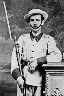 Soldado español 1898