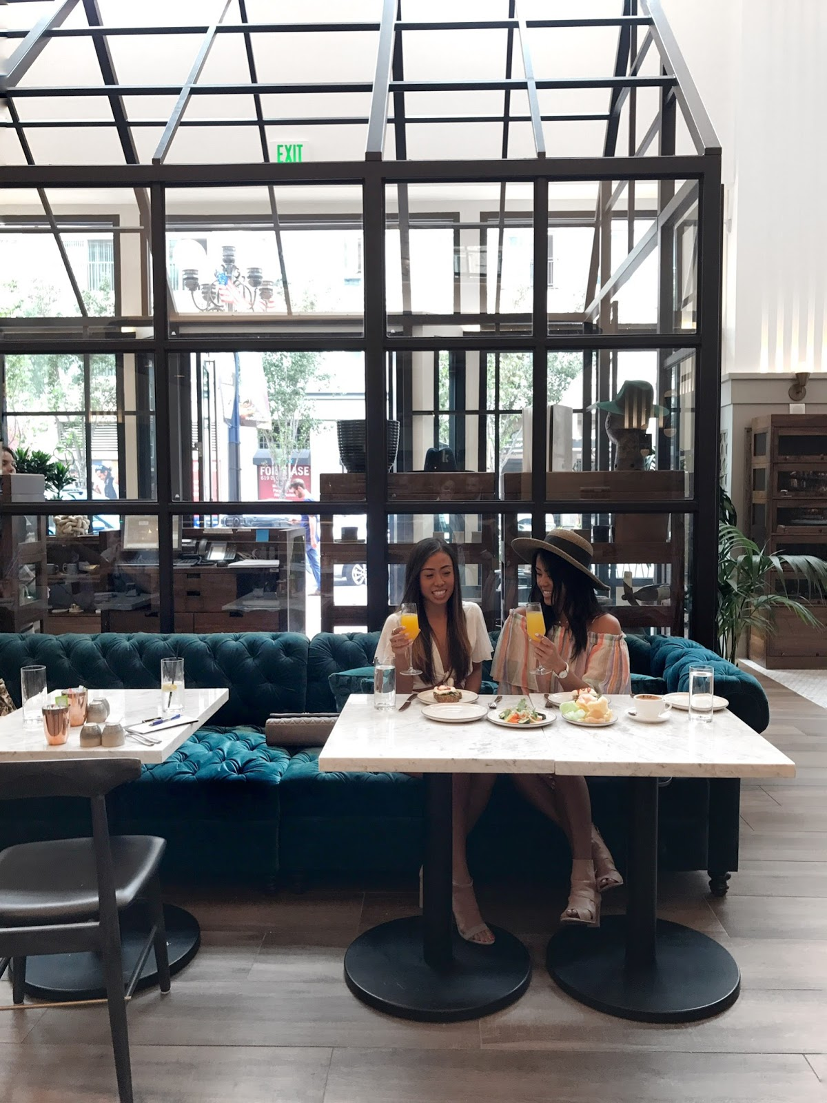 Provisional Kitchen Pendry Hotels San Diego