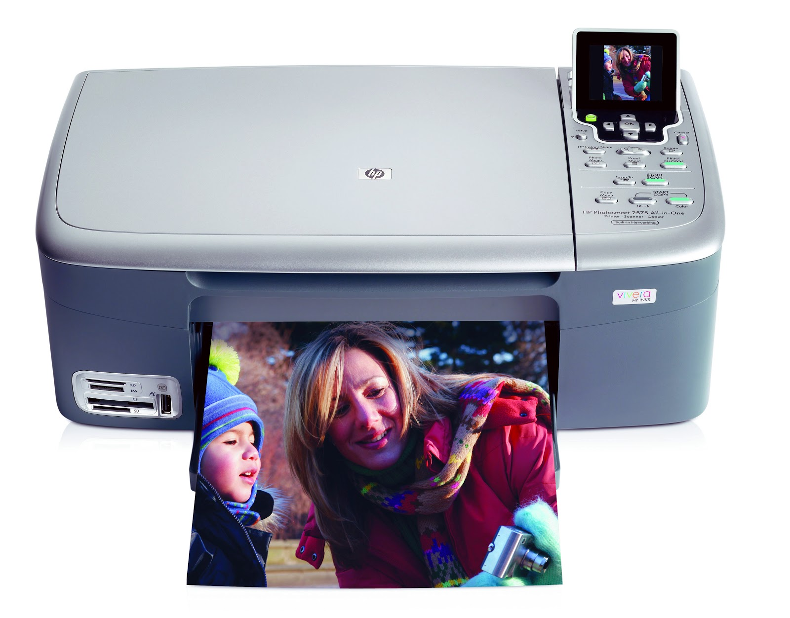If you just bought this HP Photosmart 2575 printer, it's time now to  explore all the exciting features in detail of this printer. There is an  official guide ...