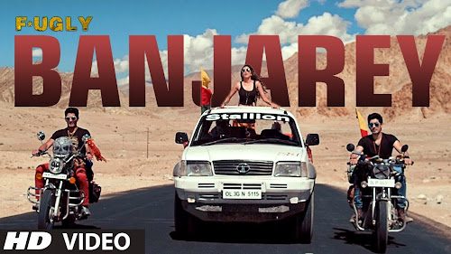 Banjarey - Fugly (2014) Full Music Video Song Free Download And Watch Online at worldfree4u.com