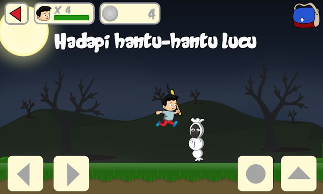 Hantu Pocong Hunter