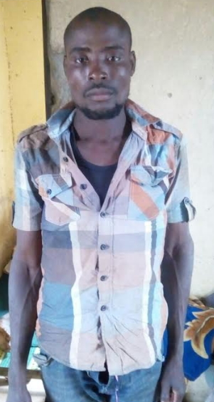 boko haram terrorist surrenders