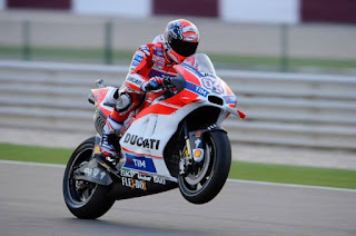 Dovizioso Tercepat FP3 MotoGP Assen Belanda 2016