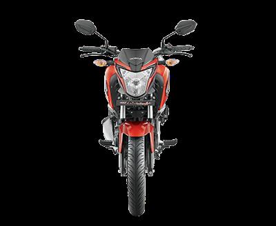 New Honda CB Hornet 160R front profile image