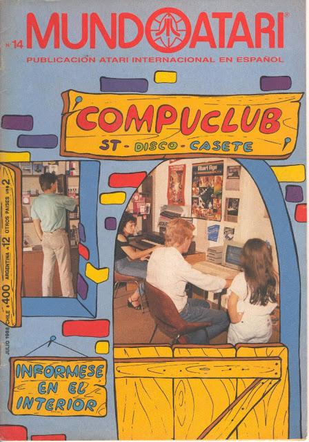 Mundo Atari #14 (14)