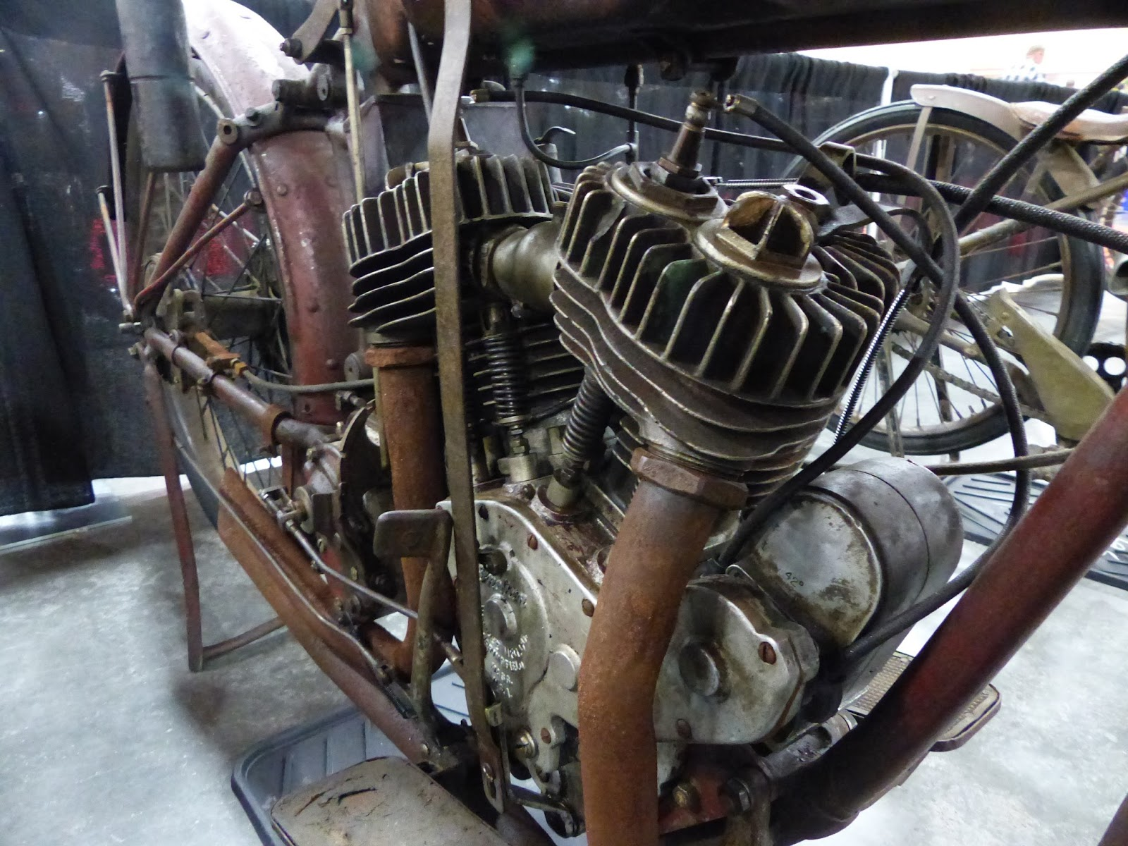 Oldmotodude 1921 Indian Daytona Power Plus For Sale At