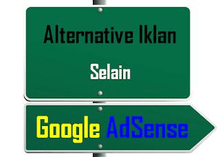 Alternatif Adsense 2019