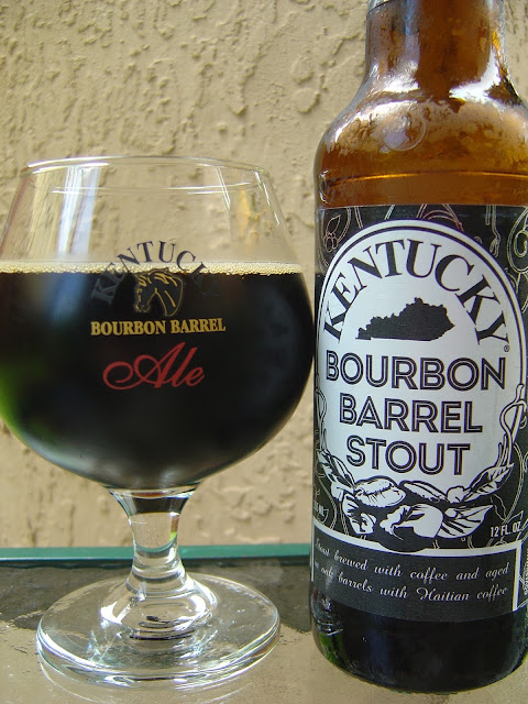 Daily Beer Review Kentucky Bourbon Barrel Stout