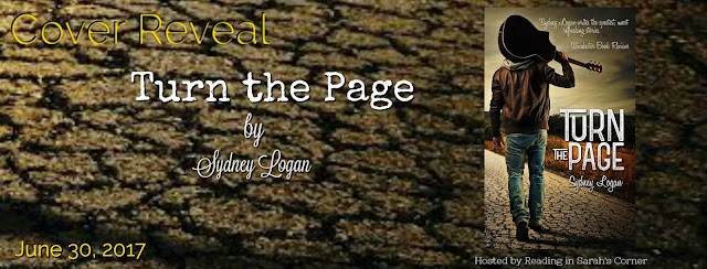 Cover Reveal: Turn the Page by Sydney Logan