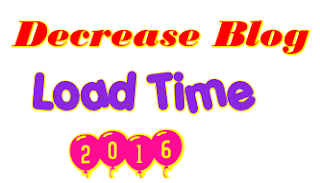 10 Tips to Reduce Blog Load Time ! Now solved