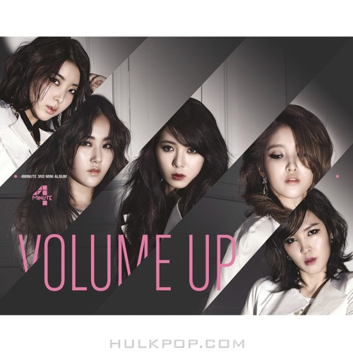 4Minute – Volume Up – EP (ITUNES PLUS AAC M4A)