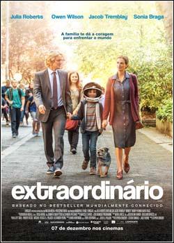 Extraordinário Dublado (2017)