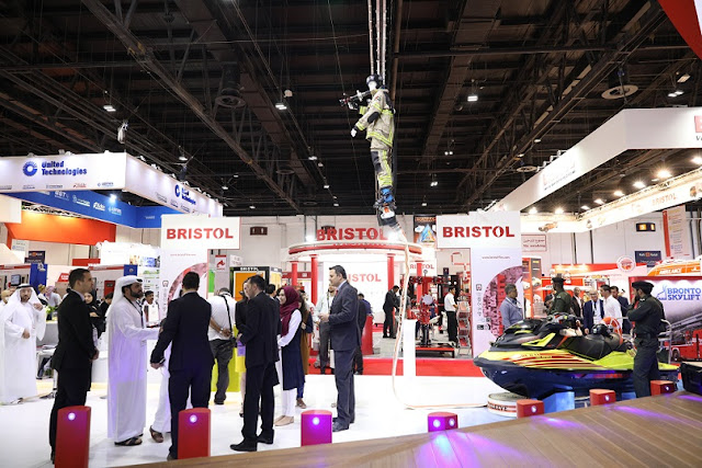 Middle East's US$1.9 billion fire safety systems and equipment market tipped to see solid growth