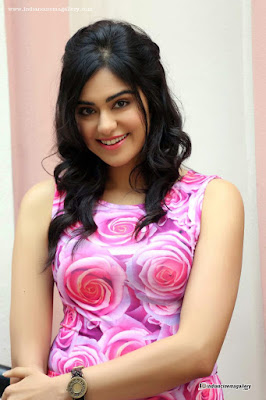 Adah Sharma Hairstyles