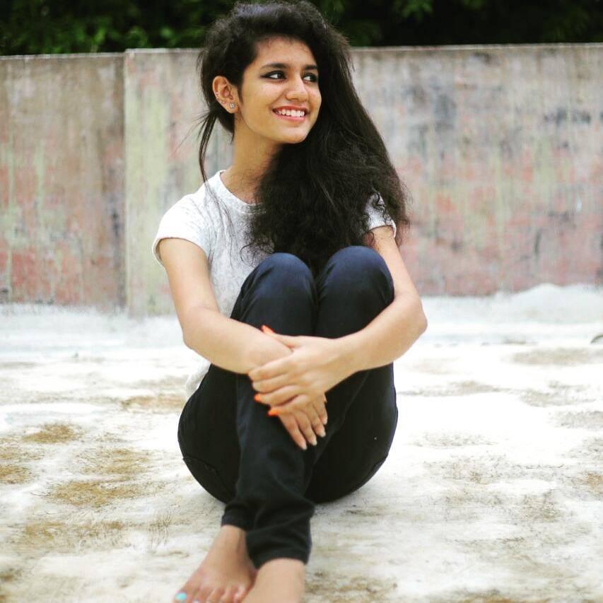 Priya Prakash Varrier - Unseen Pics Compilation Of Wink -6099