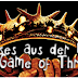 """Kurioses aus der Welt von """"Games of Thrones"""""""