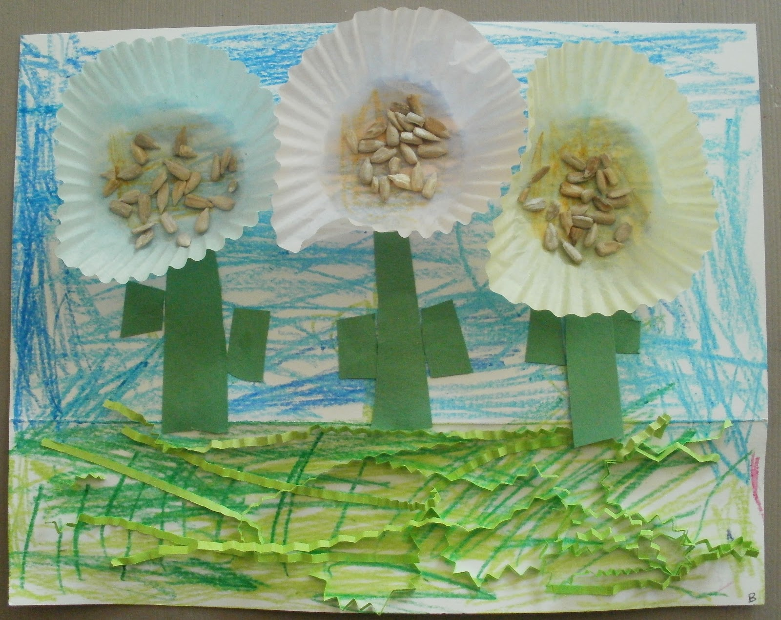 Earth Day Crafts For Toddlers Pinterest
