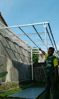 Bajaringan Bogor,Kanopi Baja Ringan Bogor,plafon,alumunium