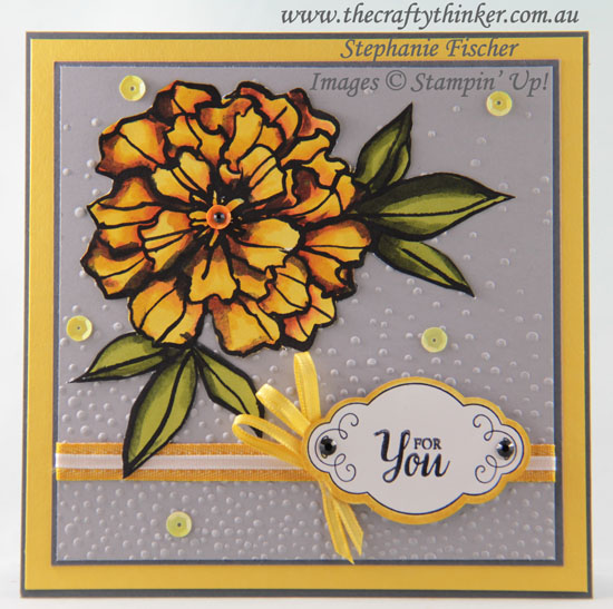 #thecraftythinker, #cardmaking, #stampinup, Petal Passion DSP, Label Me Pretty Bundle, Softly Falling, Stampin' Up! Australia Demonstrator, Stephanie Fischer, Sydney NSW