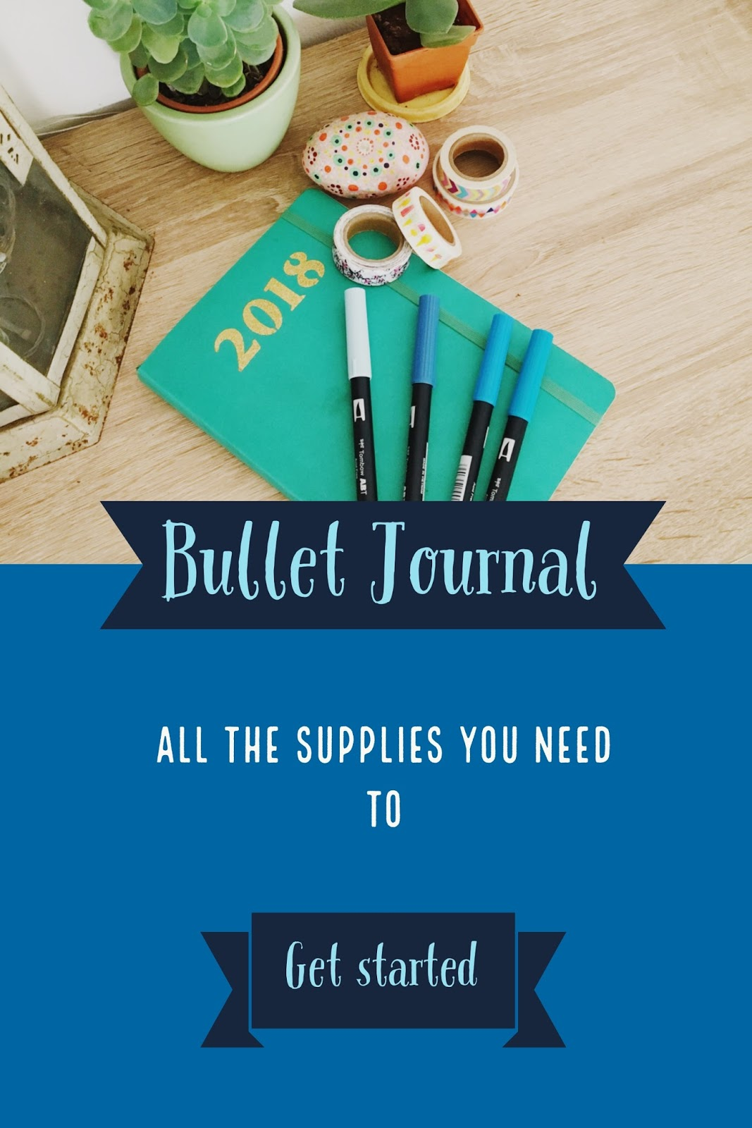 The ultimate guide to bullet journal supplies for beginners