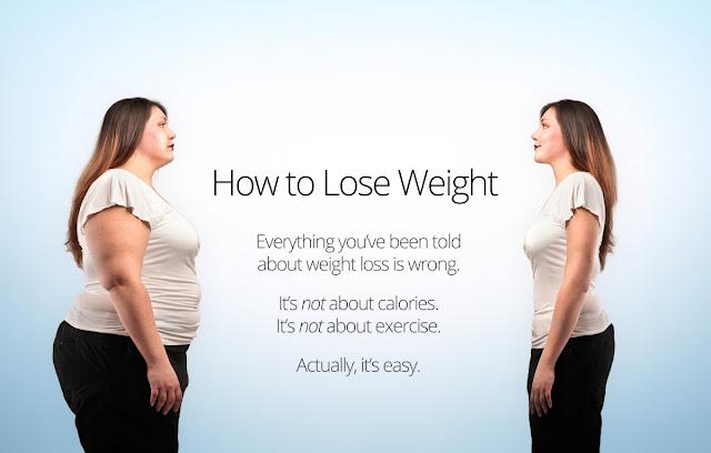 Cara Cara Sehat Menurunkan Berat Badan