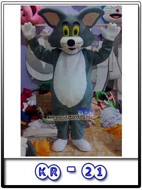 Kostum Badut Karakter Tom & Jerry Kr-21