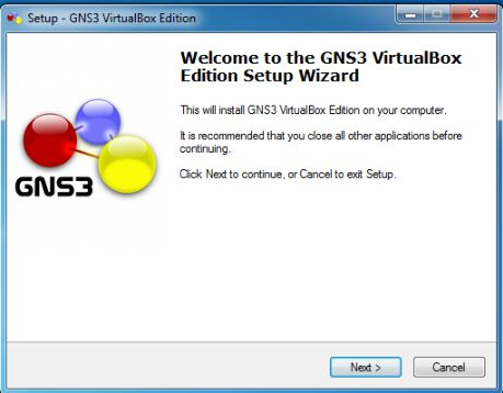 GNS3 Labs   CCNP   CCNA Labs: GNS3 0 8 1 VirtualBox Edition