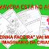 FLORZINHA FACEIRA - UM POEMINHA PARA APRENDER E SONHAR - INTERDISCIPLINAR- 2º PERÍODO/ 1º ANO