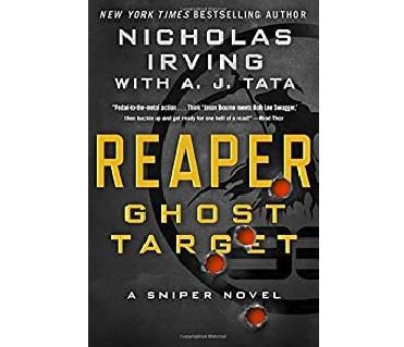 Nicholas Irving's Book: Reaper - Ghost Target - A Sniper Novel