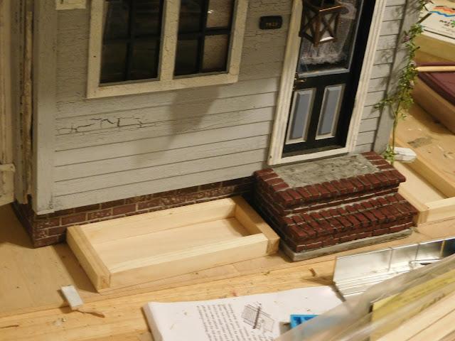 Shenandoah Amp Stuff Vines Amp Balcony Table And A Few