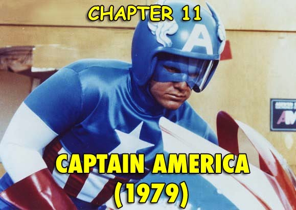 Captain America 1979 TV movie Reb Brown