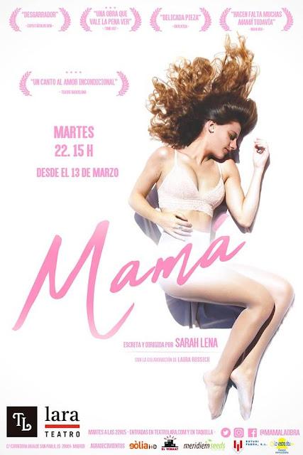 """MAMÁ"": TE PIDO PERMISO PARA CRECER"