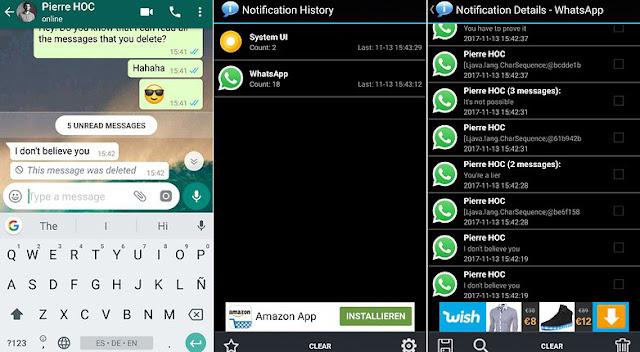Cara Melihat Pesan Whatsapp yang Dihapus 3