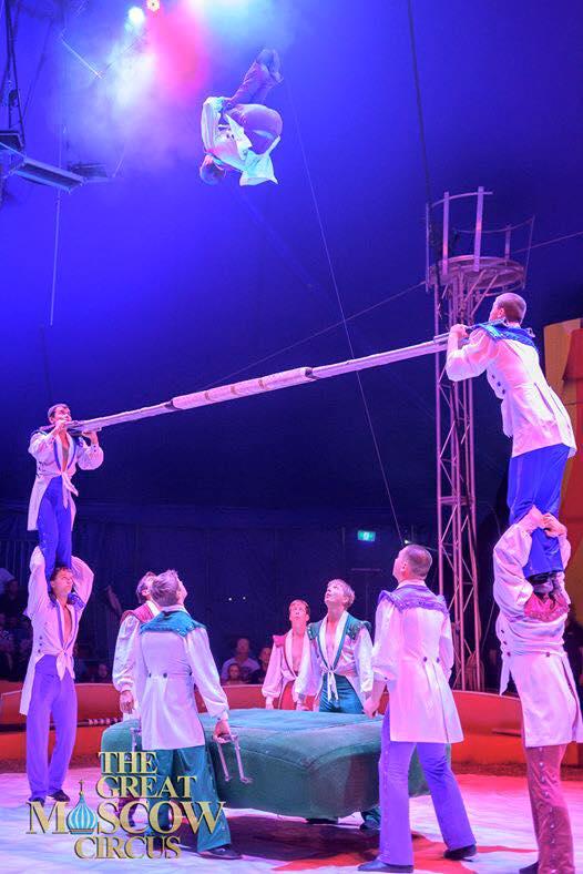 moscow circus altona