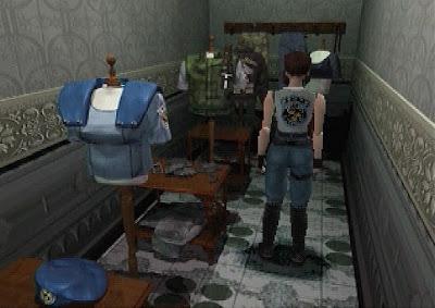ومجهولة حيث لا تعرف المكان جيدا mediafire  Resident Evil 1 I3DADIATY.COM نسخة PC بمساحة 680.7 ميجا فقط على ميديافير