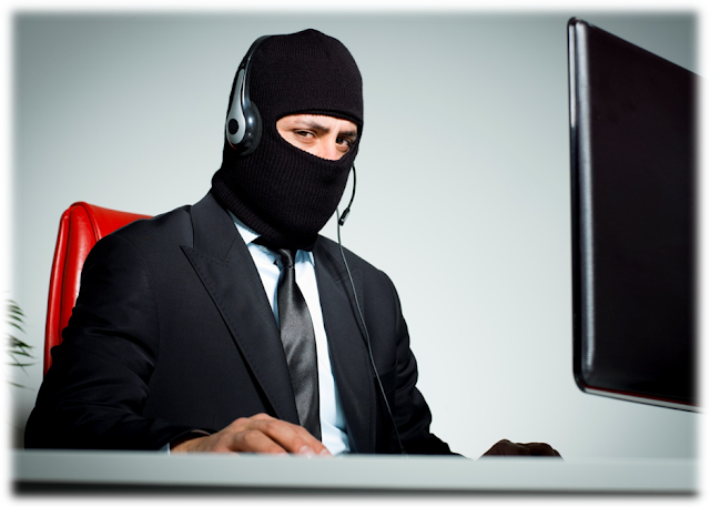 Here's How to Effectively Deal With Online Blackmailers