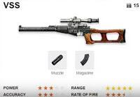 Fungsi 10 Attachment / Perlengkapan Senjata & Medis di Free Fire