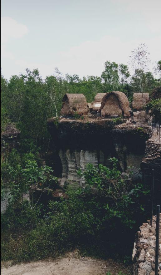 Nuansa Pedesaan Kuno Toron Samalem